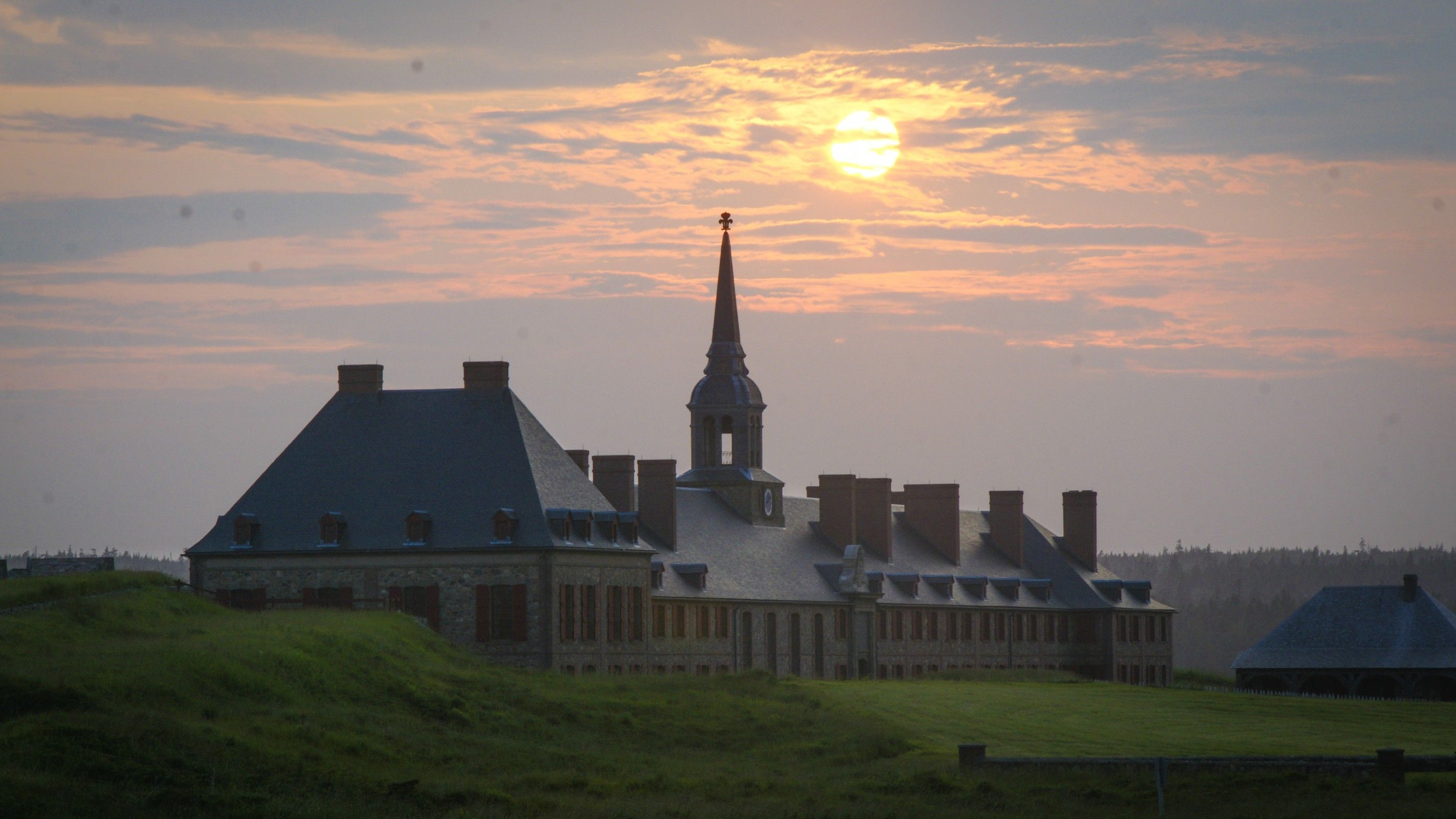 Fortress of Louisbourg National Historic Site, Louisbourg Nova Scotia Canada